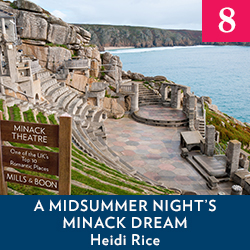 The Minack Theatre, Cornwall